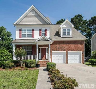 Rolesville Single Family Home Contingent: 610 Redford Place Drive