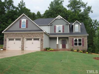 Johnston County Single Family Home For Sale: 173 Northcliff Court