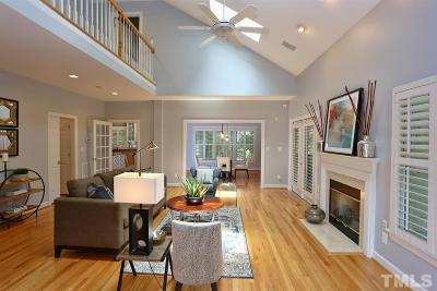 Chapel Hill Townhouse For Sale: 316 E Columbia Place