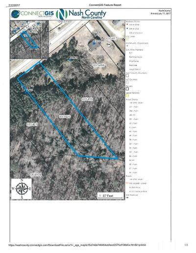 Spring Hope Residential Lots & Land For Sale: 11423 Old Us 64