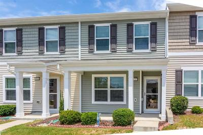 Raleigh Townhouse For Sale: 4016 Swinton Street