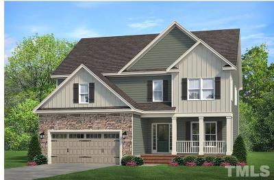 Holly Springs Single Family Home For Sale: 320 Quarryrock Road #43
