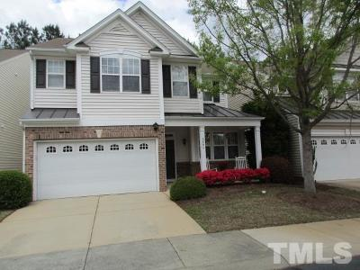 Raleigh Single Family Home For Sale: 8504 Pillar Gate Lane