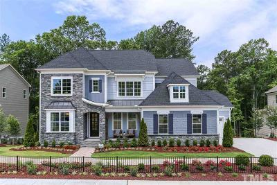 Apex Single Family Home For Sale: 418 Grand Highclere Way #Lot 20