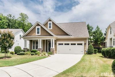 Clayton Single Family Home For Sale: 98 White Pine Drive