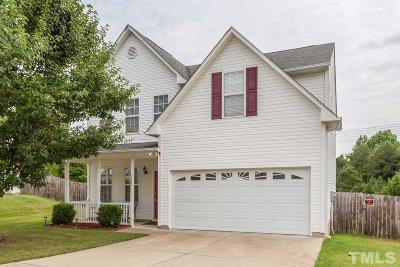 Knightdale Single Family Home For Sale: 5281 Nobleman Trail