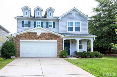 Holly Springs Single Family Home For Sale: 145 Bikram Drive