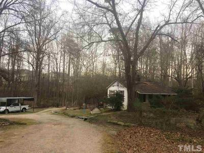 Wake Forest Single Family Home For Sale: 4409 Rogers Road