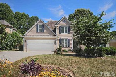 Wake County Single Family Home For Sale: 1408 Hatherleigh Court