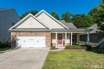 Clayton Single Family Home For Sale: 130 Shad Boat Lane