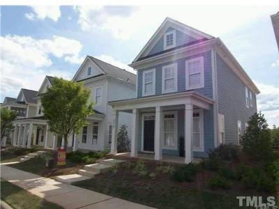 Wake County Single Family Home For Sale: 7715 Acc Boulevard