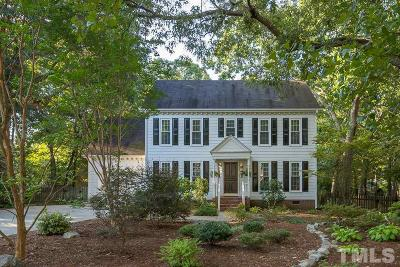 Raleigh Single Family Home For Sale: 7508 Chippenham Court