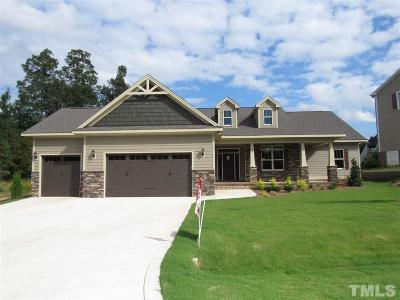 Clayton Single Family Home For Sale: 34 Oak Hollow Court