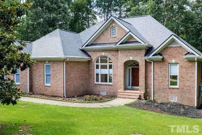Raleigh Single Family Home For Sale: 5417 Pine Drive