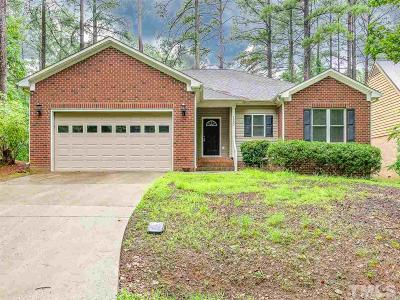 Sanford NC Single Family Home For Sale: $172,500