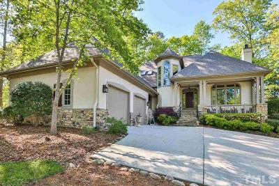 Chapel Hill Single Family Home For Sale: 20001 Bragg