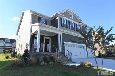 Wake Forest Single Family Home For Sale: 628 Copper Beech Lane