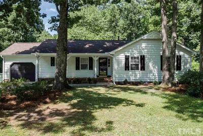 Cary Single Family Home For Sale: 1327 Doylin Drive