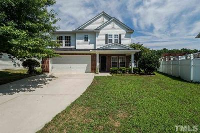 Garner Single Family Home For Sale: 347 Cinder Cross Way