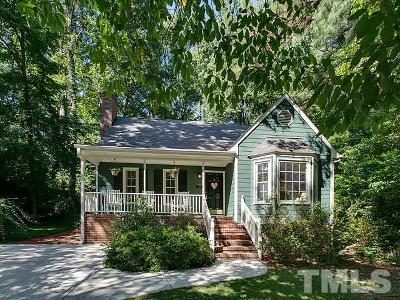 Durham Single Family Home For Sale: 10 Briarfield Court