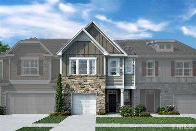 Durham Townhouse Pending: 1333 Southpoint Trail #72