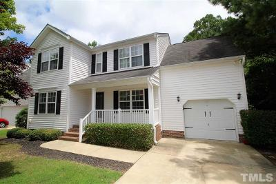 Holly Springs Single Family Home Pending: 104 Fairford Drive