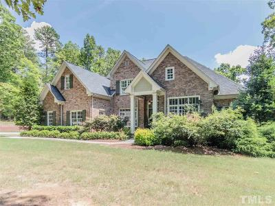 Windfall Single Family Home For Sale: 61 Ocoee Falls Drive