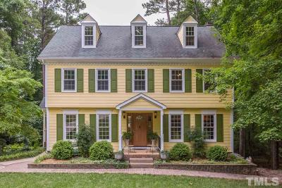 Raleigh Single Family Home For Sale: 620 E Brittany Bay