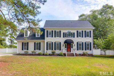 Raleigh Single Family Home For Sale: 816 Elbridge Drive