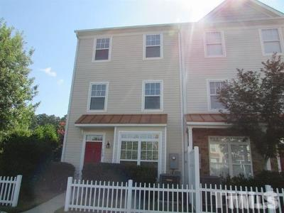 Raleigh Rental For Rent: 11730 Mezzanine Drive #100