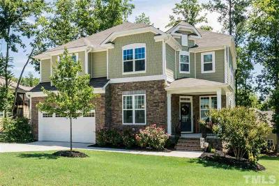 Clayton Single Family Home For Sale: 165 Chatsworth Lane