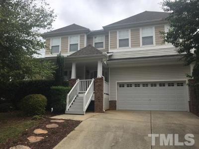 Raleigh Rental For Rent: 10703 Longholme Way