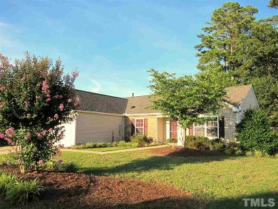 Fuquay Varina Single Family Home For Sale: 1910 Holly Knoll Lane
