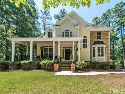Pittsboro Single Family Home For Sale: 86 Canopy