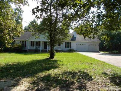 Johnston County Single Family Home For Sale: 212 Mohican Trail