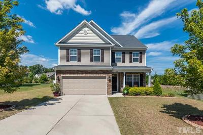 Johnston County Single Family Home For Sale: 66 Marsala Drive