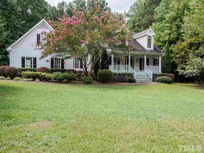 Wake Forest Single Family Home For Sale: 7421 Heartland Drive