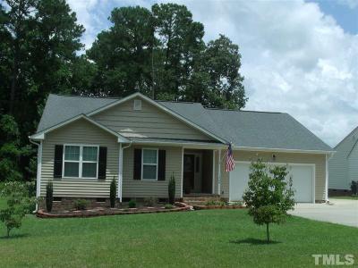 Harnett County Single Family Home For Sale: 1000 Walnut Drive