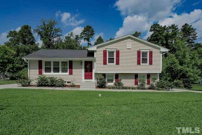 Raleigh Single Family Home For Sale: 1529 N King Charles Road