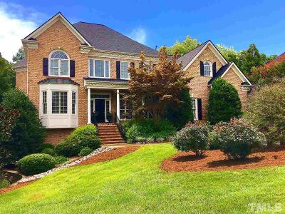 Cary Single Family Home For Sale: 400 Glade Park Road