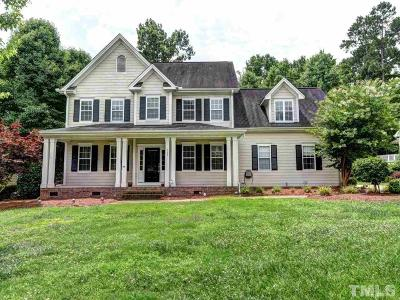 Clayton NC Single Family Home For Sale: $243,000
