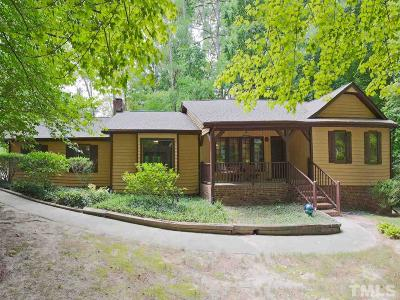 Raleigh Single Family Home For Sale: 2716 Scottsdale Lane