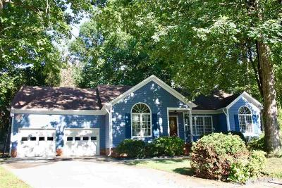 Mebane Single Family Home Contingent: 211 Redberry Court