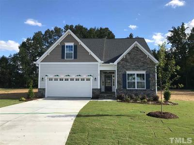 Harnett County Single Family Home For Sale: 83 Vanderlin Court