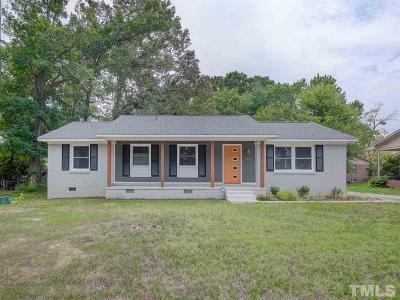 Single Family Home Sold: 4805 Waterbury Road