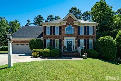 Single Family Home Contingent: 112 Flying Leaf Court
