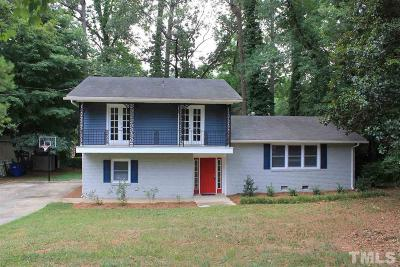 North Hills Single Family Home For Sale: 609 Northbrook Drive