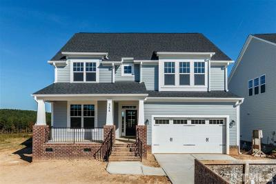 Chapel Hill Single Family Home For Sale: 244 Legacy Club Drive