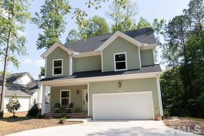 Chapel Hill Single Family Home For Sale: 8506 Seawell School Road