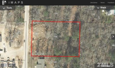 Holly Springs Residential Lots & Land For Sale: 9013 Turner Drive